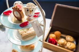 beauty and the beast town beauty and the beast themed afternoon tea in london is pure disney