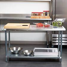 Commercial Prep Table Regency 18 Gauge 30
