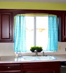 furniture endearing modern curtain for the kitchen furniture