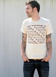 Native American Inspired Clothing Mens T Shirt Arrows Carving Native American Inspired Hand Screen