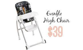 Evenflo High Chairs Walmart Deal Evenflo Modern 200 High Chair 39 Southern Savers