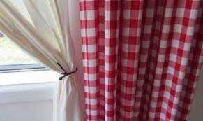 Cream Blackout Curtains Eyelet by Curtains Dramatic Gold And Red Blackout Curtains Intrigue Red
