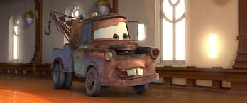 cars characters mater mater character from u201ccars u201d pixar planet fr