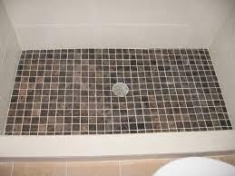 How To Tile A Bathroom Shower Floor Tiles Awesome Mosaic Tile Shower Floor Mosaic Tile Shower Floor