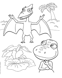 dinosaur train free coloring pages on art coloring pages