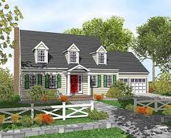 classic cape cod house plans customizable cape cod classic 9554dm architectural designs