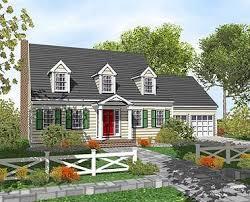 classic cape cod house plans customizable cape cod classic 9554dm architectural designs