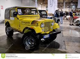 jeep yellow yellow jeep stock photos royalty free pictures