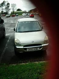 daihatsu sirion small hatchback in braunton devon gumtree