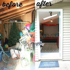 How To Bedroom Makeover - how to makeover a shed into a bonus room tour our shed momadvice