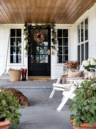 decorate front porch simple fall decorating ideas for your front porch boxwood avenue