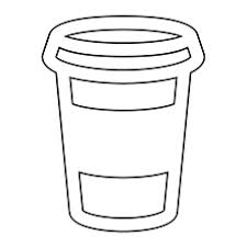 10 Coffee Coloring Pages For Your Little Coffee Lover Cup Coloring Page
