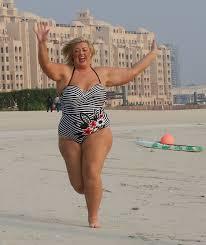 Gemma Collins Memes - gemma collins running down the beach in dubai photoshopbattles
