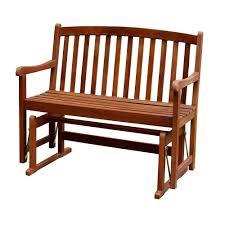 amazon com merry garden 2 person glider bench outdoor benches