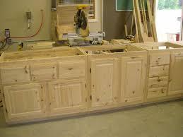 Unfinished Pine Kitchen Cabinets  Yeolab - Pine unfinished kitchen cabinets