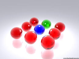 desktop wallpapers 3d backgrounds colourfull small balls www
