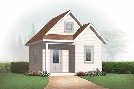 Small Cottage Plan Specialty House Plan 0 Bedrms 0 Baths 352 Sq Ft 126 1078