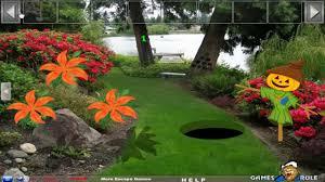 victoria flower garden escape walkthrough games2rule youtube
