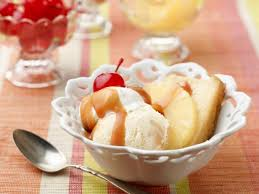 homemade pineapple upside down sundae recipe food network