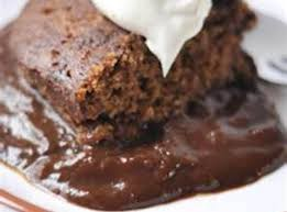 crockpot chocolate brownie pudding cake recipe just a pinch
