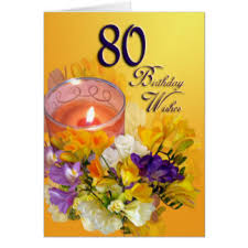 80 year old greeting cards zazzle