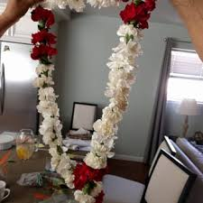 cheap garlands for weddings lakshmi s floral designs 48 photos floral designers west san