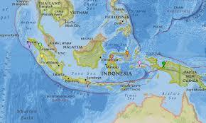 earthquake strikes off indonesia coast no immediate reported