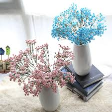 silk baby s breath gypsophila paniculata home decoratins artificial silk flowers