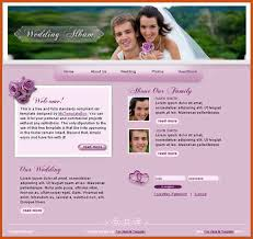 free wedding website wedding website templates sop exle