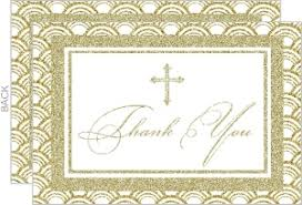 religious thank you cards religious thank you card