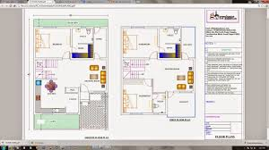 duplex floor plan ghar planner leading house plan and house design drawings