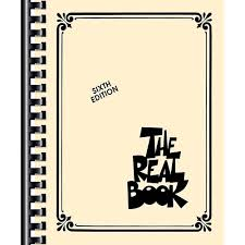 hal leonard the real book sixth edition c instruments walmart com