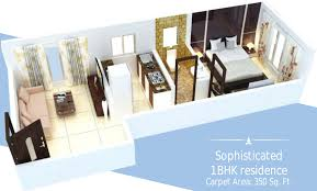 350 sq ft 350 sq ft 1 bhk 1t apartment for sale in aayush developers aastha
