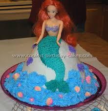 coolest little mermaid cake ideas and photos