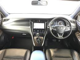 toyota harrier 2016 interior 2014 toyota harrier elegance used car for sale at gulliver new