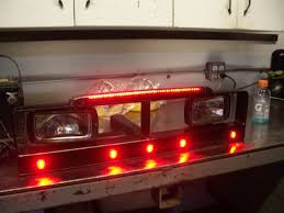 reverse lights from trailer plug plowsite