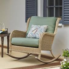 Wicker Patio Furniture Sets The Home Depot - Patio furniture chairs