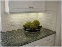 extraordinary white beveled subway tile kitchen backsplash pics