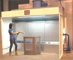 spray paint booth paint spray booths from rdm engineering the uk no 1