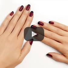 essie french plum nail art looks by essie