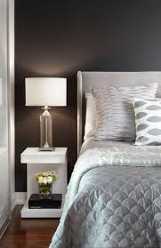 Feature Wall In Master Bedroom 16 Best Lux Bedrooms Images On Pinterest White Bedspreads