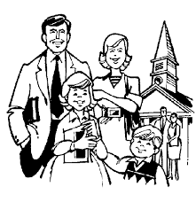 family church coloring pages free coloring pages
