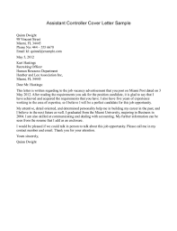 ideas of cover letter examples for finance department with
