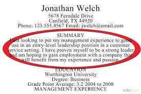 summary resume exles marvelous resume summary exles about summary on resume