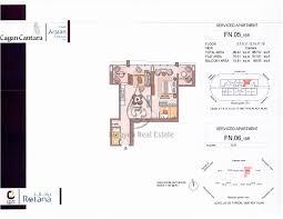 Floor Plan Hotel Cayan Cantara Hotel Apartments Floor Plan 5