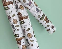 botanical wrapping paper wrapping sheets etsy