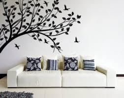 tree wall mural etsy