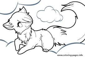 wolf face coloring page anime wolf coloring pages printable