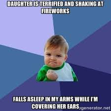 Single Dad Meme - as a newly single dad at least im doing something right this