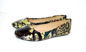 Wedding Shoes Luxury Olive African Print Shoes Luxury Bridal Flats Wedding Shoes Prom